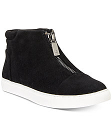 Kenneth Cole New York Women's Kayla High-Top Sneakers