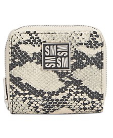 Steve Madden Kaitlin Zip Around Bifold Wallet