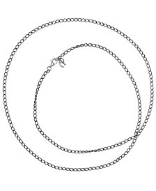 Carolyn Pollack Wheat Chain Necklace in Sterling Silver