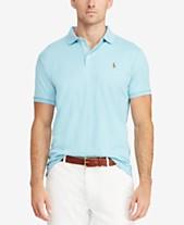 e49730337 Polo Ralph Lauren Men's Big & Tall Classic Fit Soft Touch Cotton Polo