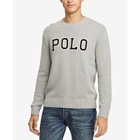 Polo Ralph Lauren Men's Logo Graphic Sweater
