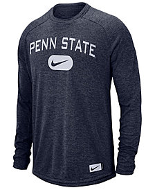 Nike Men's Penn State Nittany Lions Stadium Long Sleeve T-Shirt