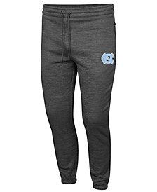 Colosseum Men's North Carolina Tar Heels Fleece Jogger Pants