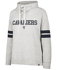 Women's Cleveland Cavaliers Offsides Funnelneck Sweatshirt