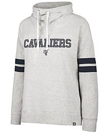 '47 Brand Women's Cleveland Cavaliers Offsides Funnelneck Sweatshirt