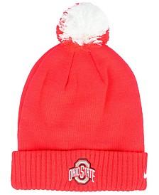 Nike Ohio State Buckeyes Beanie Sideline Pom