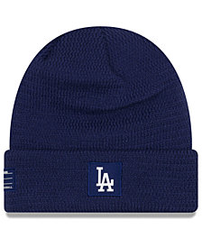 New Era Los Angeles Dodgers Sport Knit Hat