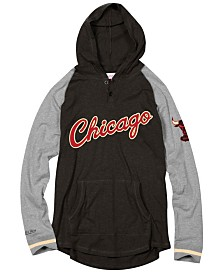 Mitchell & Ness Men's Chicago Bulls SlugFest Hoodie