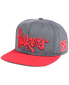 adidas Nebraska Cornhuskers Stadium Performance Snapback Cap