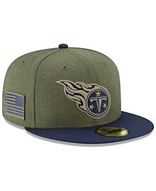 New Era Tennessee Titans Salute To Service 59FIFTY FITTED Cap