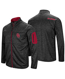 Colosseum Men's Oklahoma Sooners Glacier Full-Zip Jacket