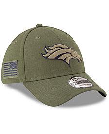 New Era Denver Broncos Salute To Service 39THIRTY Cap