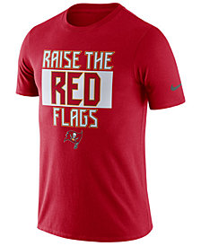 Nike Men's Tampa Bay Buccaneers Dri-Fit Cotton Local T-Shirt