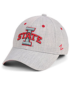 Zephyr Iowa State Cyclones Tailored Flex Stretch Fitted Cap