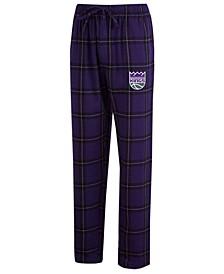 Men's Sacramento Kings Homestretch Flannel Sleep Pants