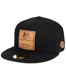 New Era Baltimore Orioles Vintage Team Color 59FIFTY FITTED Cap