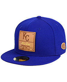 New Era Kansas City Royals Vintage Team Color 59FIFTY FITTED Cap