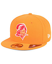 on sale 56a04 da2c3 New Era Tampa Bay Buccaneers Team Basic 59FIFTY Fitted Cap
