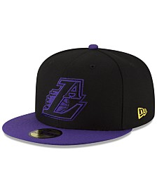 New Era Los Angeles Lakers Dark City Combo 59FIFTY FITTED Cap