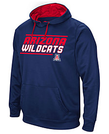 Colosseum Men's Arizona Wildcats Stack Performance Hoodie