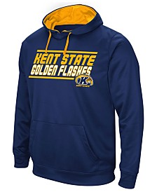 Colosseum Men's Kent State Golden Flashes Stack Performance Hoodie