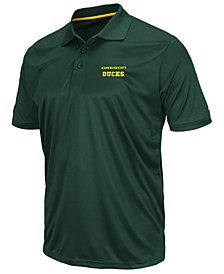 Colosseum Men's Oregon Ducks Short Sleeve Polo