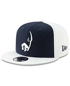 New Era Los Angeles Rams Logo Elements Collection 9FIFTY Snapback Cap