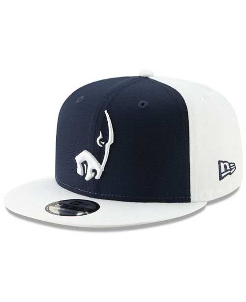 pretty nice 48279 75a27 ... New Era Los Angeles Rams Logo Elements Collection 9FIFTY Snapback Cap  ...