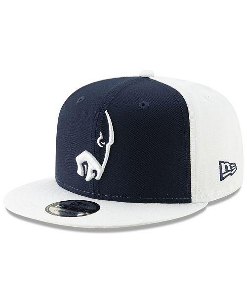 885373c3503 ... New Era Los Angeles Rams Logo Elements Collection 9FIFTY Snapback Cap  ...