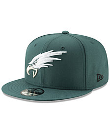 New Era Philadelphia Eagles Logo Elements Collection 9FIFTY Snapback Cap