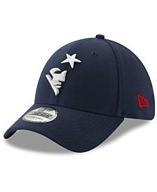 New Era New England Patriots Logo Elements Collection 39THIRTY Cap