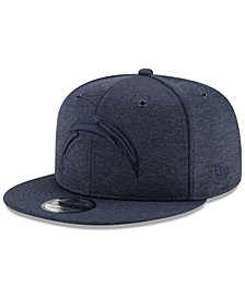 New Era Los Angeles Chargers Tonal Heat 9FIFTY Snapback Cap