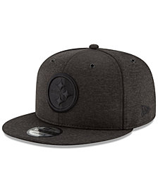 New Era Pittsburgh Steelers Tonal Heat 9FIFTY Snapback Cap