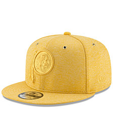 New Era Washington Redskins Tonal Heat 9FIFTY Snapback Cap