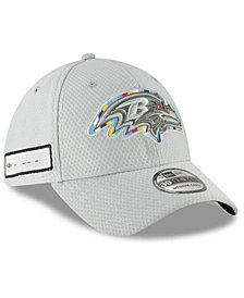 New Era Baltimore Ravens Crucial Catch 39THIRTY Cap