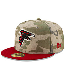 New Era Atlanta Falcons Vintage Camo 59FIFTY FITTED Cap