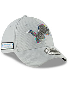 New Era Detroit Lions Crucial Catch 39THIRTY Cap