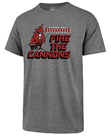'47 Brand Men's Tampa Bay Buccaneers Regional Slogan Club T-Shirt