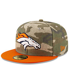 New Era Denver Broncos Vintage Camo 59FIFTY FITTED Cap