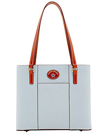 Dooney & Bourke Dallas Cowboys Pebble Small Lexington Tote