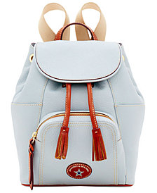 Dooney & Bourke Dallas Cowboys Pebble Murphy Backpack