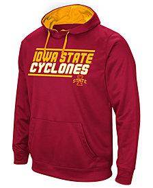 Colosseum Men's Iowa State Cyclones Stack Performance Hoodie