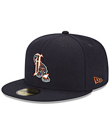 New Era Lakeland Tigers 2001 Capsule 59FIFTY FITTED Cap