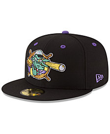 New Era Norwich Navigators 2001 Capsule 59FIFTY FITTED Cap