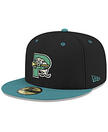New Era Portland Sea Dogs 2001 Capsule 59FIFTY FITTED Cap