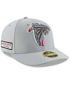 New Era Atlanta Falcons Crucial Catch Low Profile 59FIFTY Fitted Cap