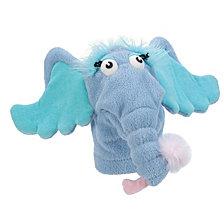 Manhattan Toy Dr. Seuss Horton Hand Puppet Plush Toy