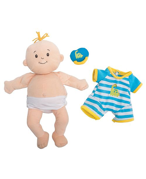 Manhattan Toy Company Manhattan Toy Baby Stella Boy 15 Inch Baby