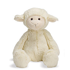 Manhattan Toy Lovelies Lindy Lamb 12 Inch Plush Toy