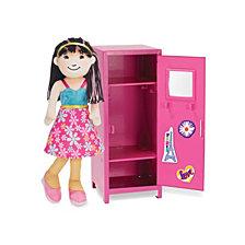 Manhattan Toy Groovy Girls Posh In Pink Locker